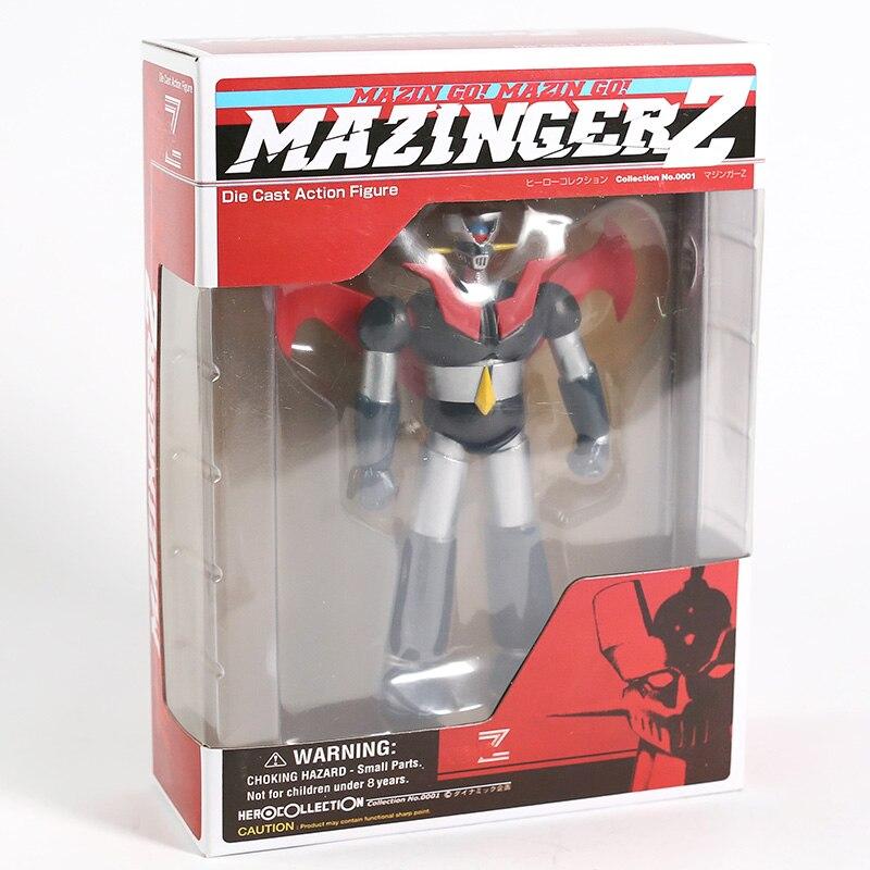 Фигурка Коллекционная Экшн-фигурка Mazinger Z Die Cast 14 См - h5203314e26164547b4e9551df54c0868p