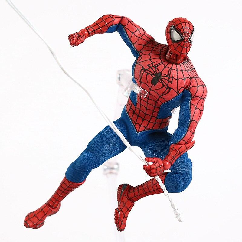 Mezco Экшн-Фигурка Человек Паук Паутина 15 См Пвх - h57bd1ac9eadd49b7b093258f30de2d71t