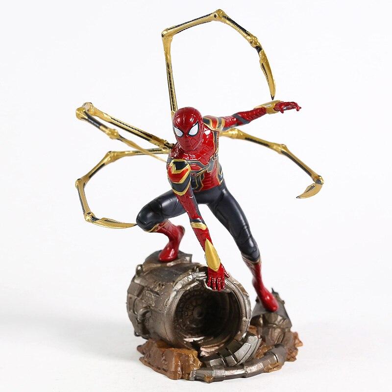 Фигурка Человек-паук PS4 Коллекционная Версия ПВХ Версия Playstation - h697c2a2f6dad46e09d889bca484c64f2k