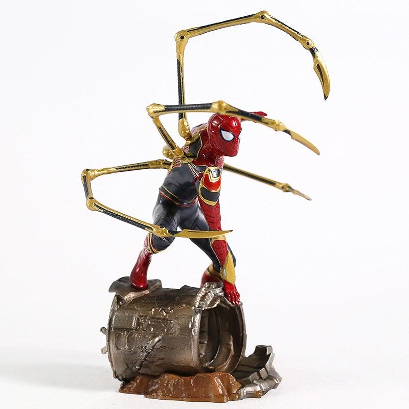 Фигурка Человек-паук PS4 Коллекционная Версия ПВХ Версия Playstation - hacff96282c1640e7850405381e6063bf1