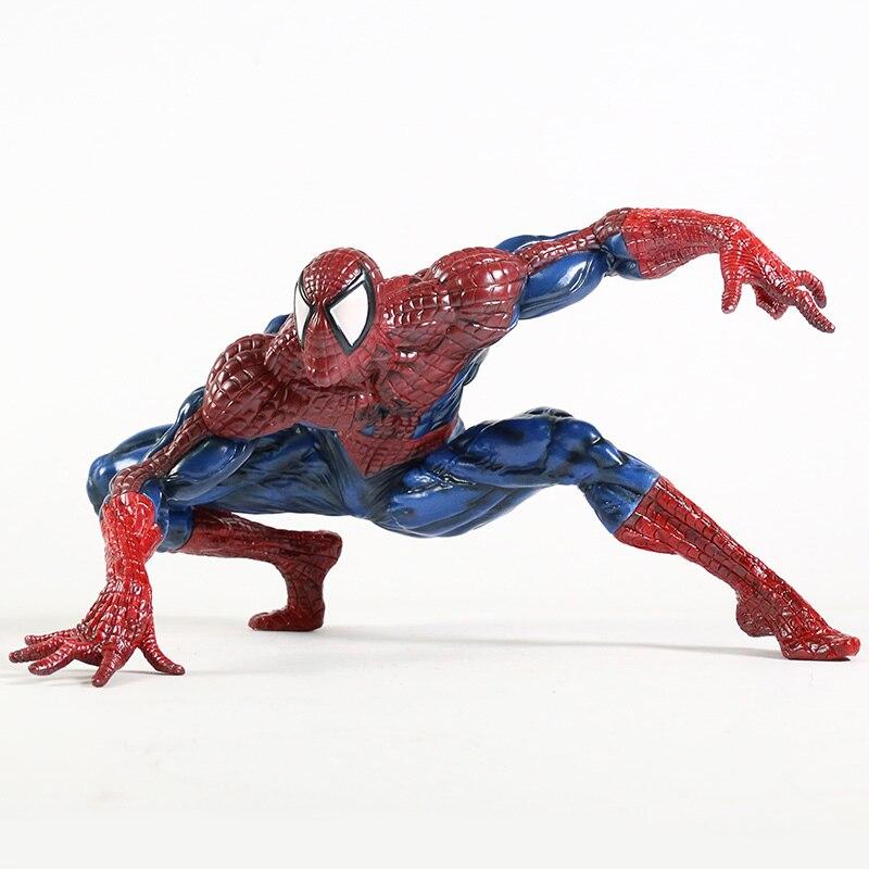 Фигурка Человек-паук PS4 Коллекционная Версия ПВХ Версия Playstation - hd8ee0ad1b4774455845f31933b20be52o