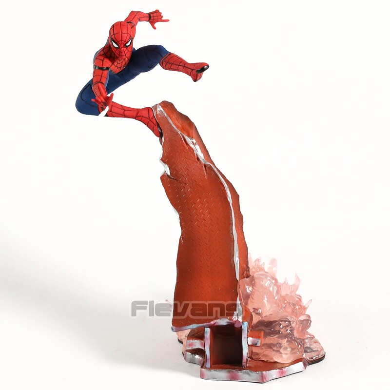 Фигурка Человек-паук PS4 Коллекционная Версия ПВХ Версия Playstation - hea29e46a7d434514a003bbb6697e41bf4