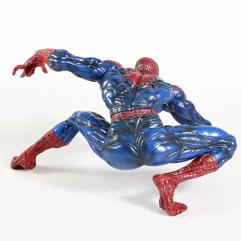 Фигурка Человек-паук PS4 Коллекционная Версия ПВХ Версия Playstation - hfee4cf27eae040c58d51ad8bd922af0dp