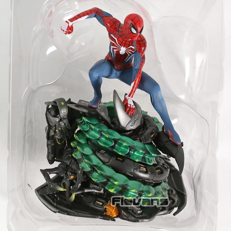Фигурка Человек-паук PS4 Коллекционная Версия ПВХ Версия Playstation -