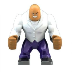 Фигурка Lego Kingpin Человек-паук Уилсон Фиск Коллеционная - kingpin