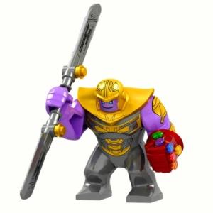 Фигурка Lego Танос с Перчаткой Бесконечности Финал Мстители - marvel
