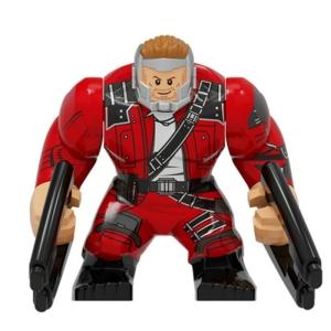 Фигурка Lego Звёздный Лорд Стражи Галактики Квилл - marvel endgame 9