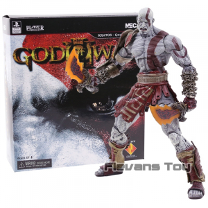 neca god of war ghost of sparta kratos