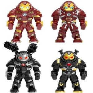 Фигурка Lego Халкбастеры Различные Версии Брони Марки Железный Человек - unnamed file 18