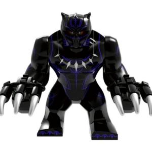 Фигурка Lego Чёрная Пантера Мстители Сиреневая Броня Сольный Фильм - venom
