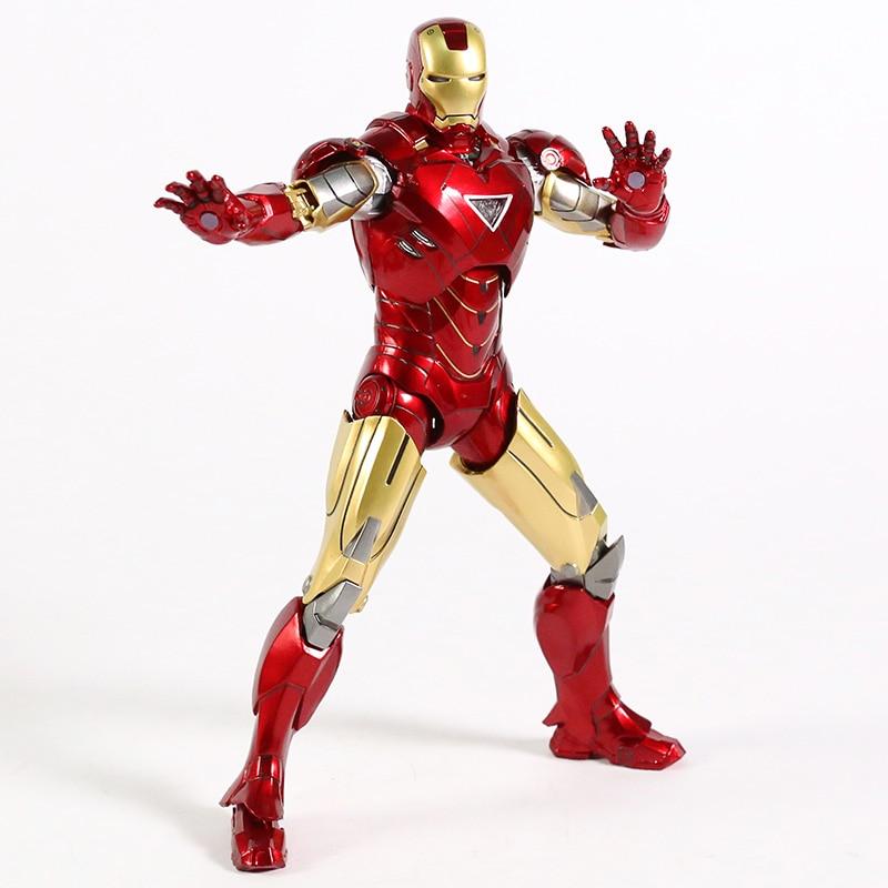 Оригинальная фигурка Железный Человек Mark Vl Светодиод - h1411bc8182404368a940a566d1cc80b92