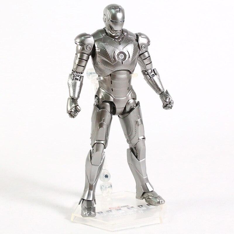 Оригинальная фигурка Железный Человек Mark Vl Светодиод - h59dcc85a249b43ce8e9635dae497f9bdg