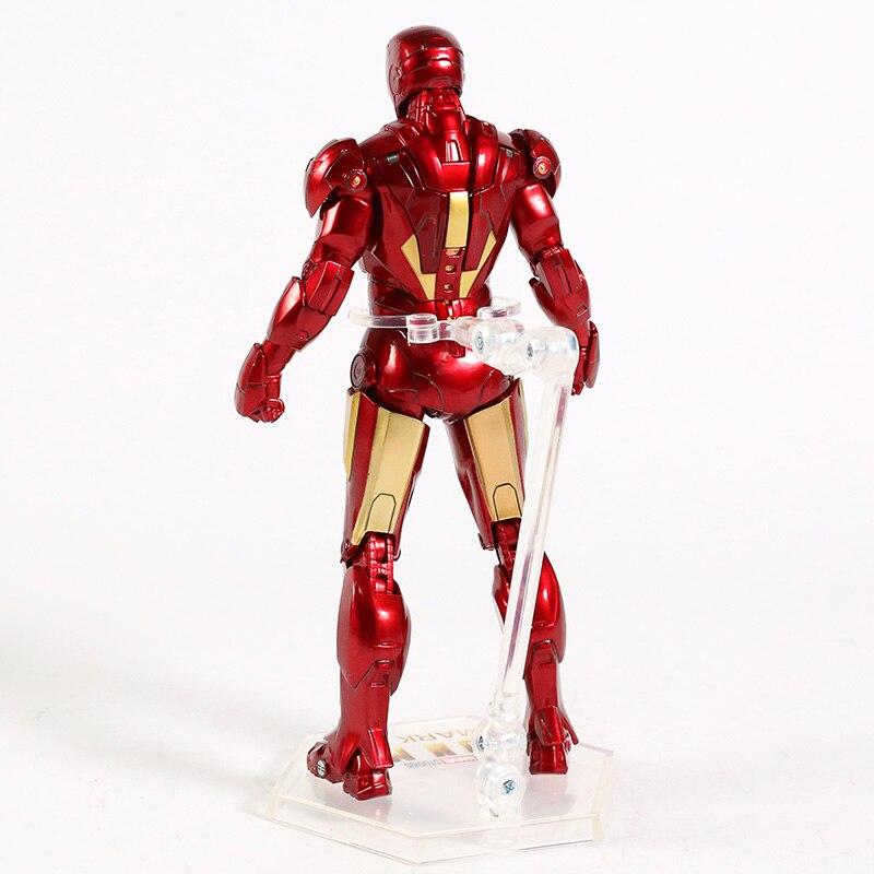 Оригинальная фигурка Железный Человек Mark Vl Светодиод - h73abdf64cd4d4c7da4acb543b8075fcdr