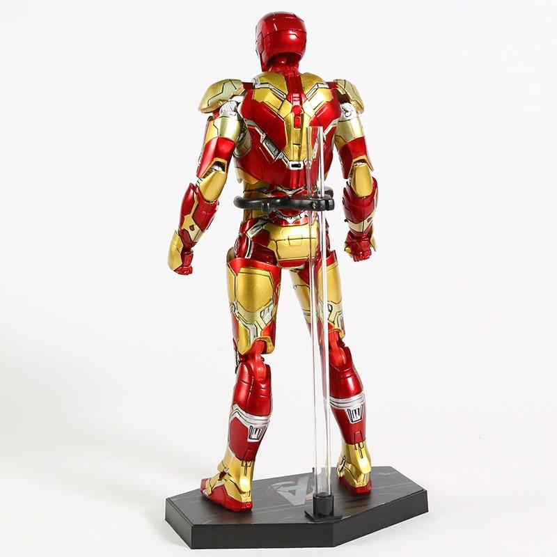 Экшн-Фигурка Железный Человек МК 43 МК 42 Светодиодная Мстители - h86a3c936ba3c4e41b817cd2d33485fd1e