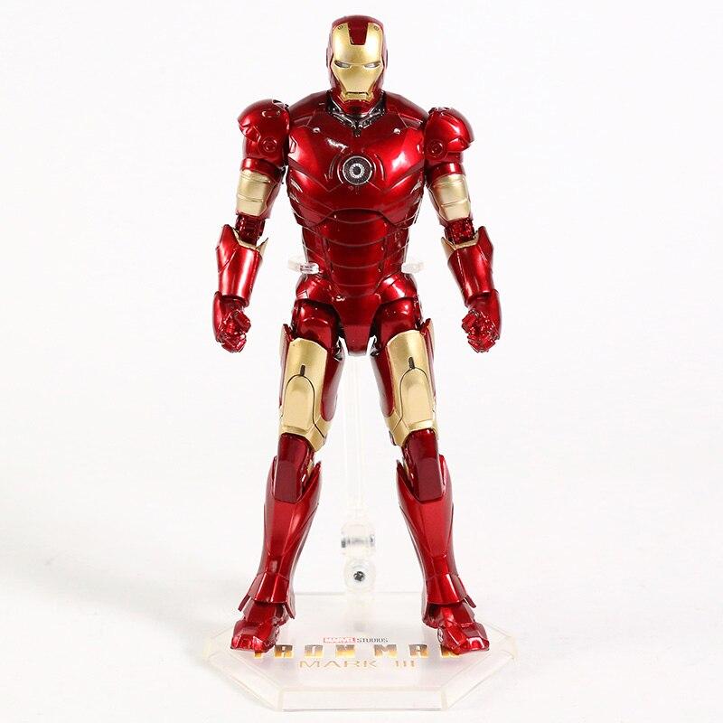 Оригинальная фигурка Железный Человек Mark Vl Светодиод - h86c1d1b23ed44c42b51954b5e7a6f62be