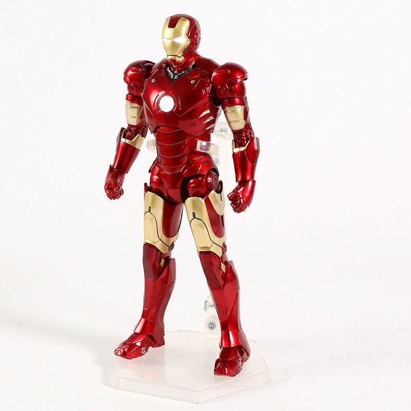 Оригинальная фигурка Железный Человек Mark Vl Светодиод - h9d25dd48e2724929b6a6fb7c2e5d183a9
