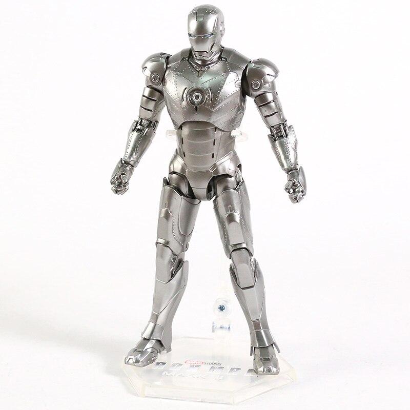 Оригинальная фигурка Железный Человек Mark Vl Светодиод - hc3dcee76d7534b74ab12d98a424432c2e