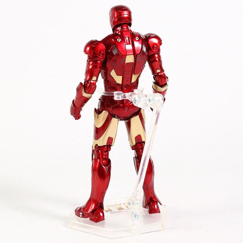 Оригинальная фигурка Железный Человек Mark Vl Светодиод - hdeadd19f1ae34b1eb834b6e90b8e0635u