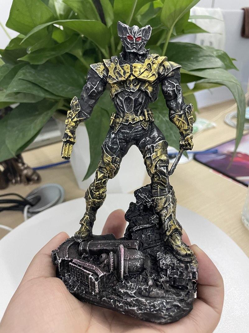 Статуэтка Персонаж Железный Человек Бэтмэн Логан Металлик - h37ecdac4f95e4d7aa14ae423b7915506o