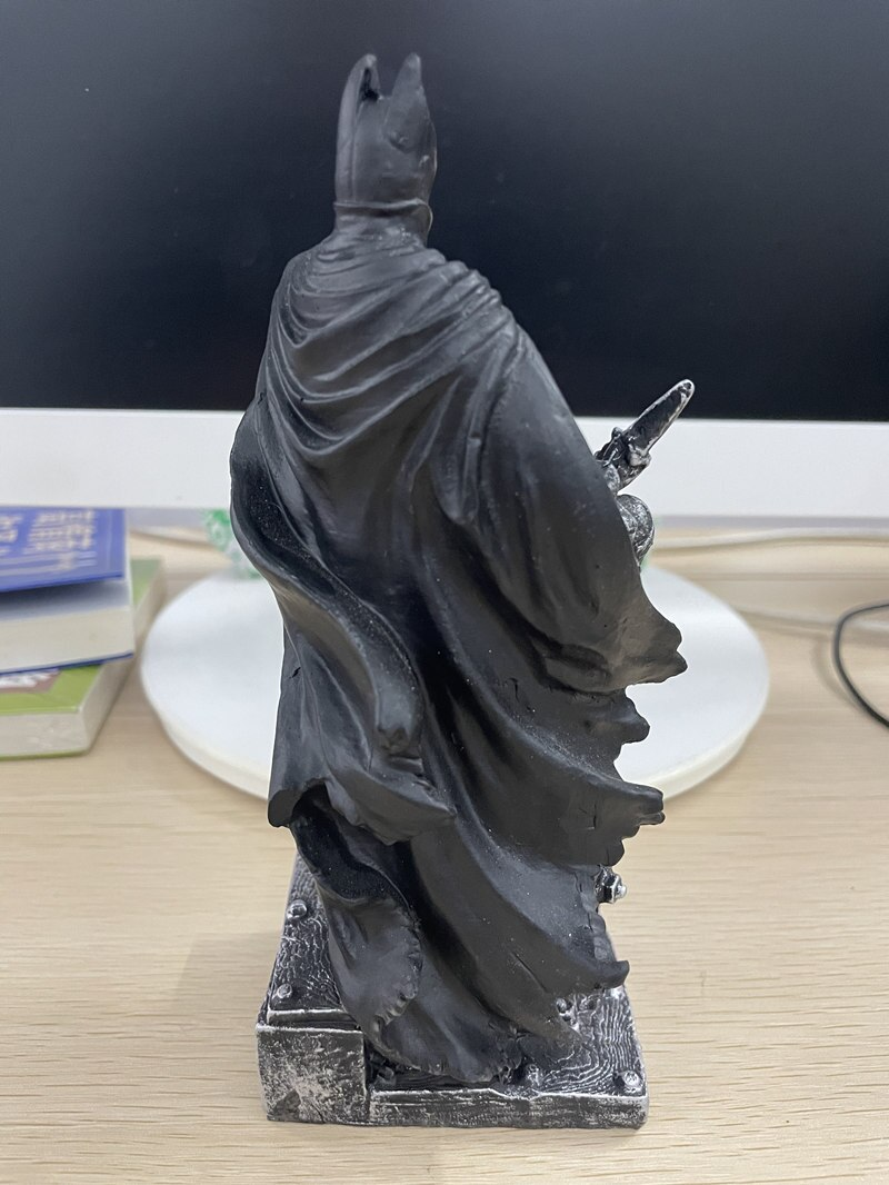 Статуэтка Персонаж Железный Человек Бэтмэн Логан Металлик - h3b393eb083684ac5bb0637cc7be89d13h