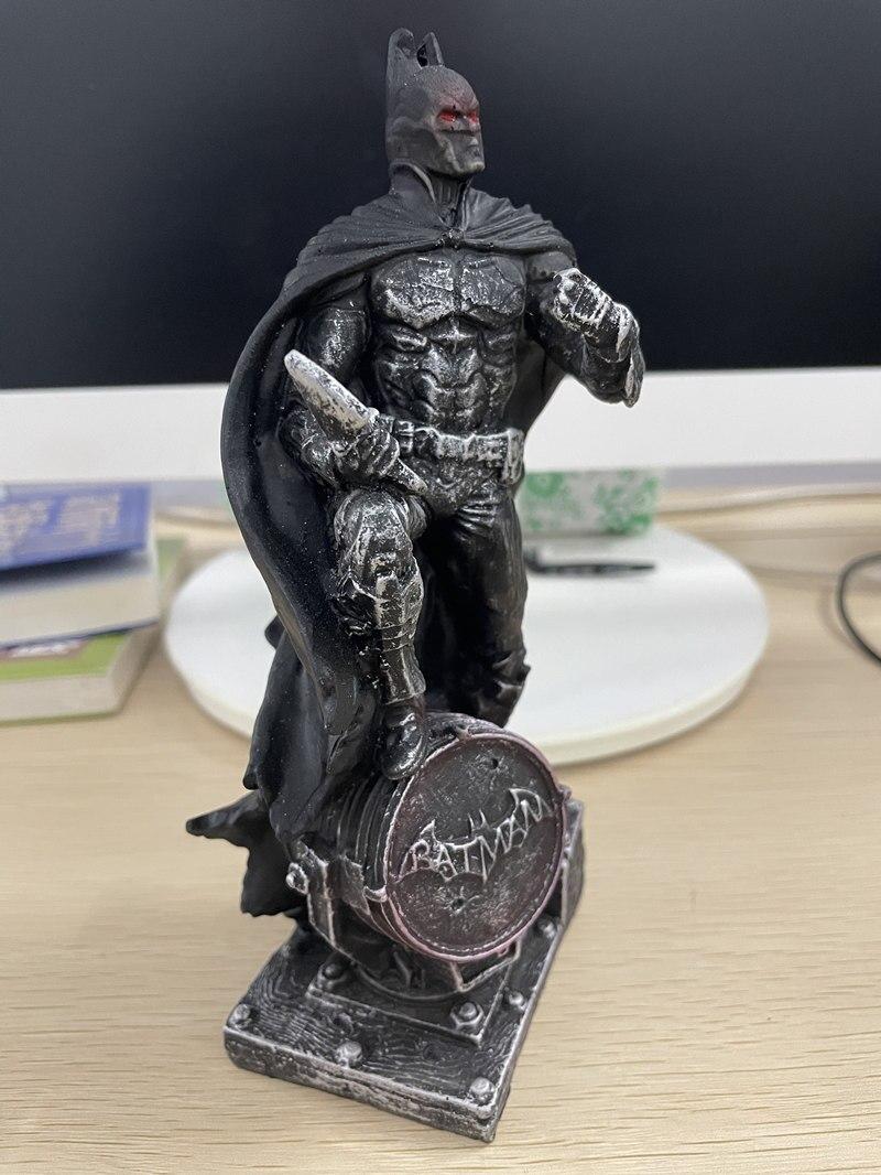 Статуэтка Персонаж Железный Человек Бэтмэн Логан Металлик - h6827381fc6554bfb9bc0731568415145w