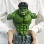 Бюст Халк Большой Каменная Подставка 30 см Коллекционный - vip 30 1 4 super hero