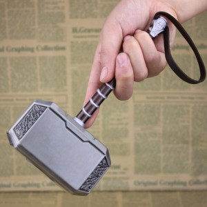 Косплей Молот Мини Мьёльнир Металл 20 СМ - 20 hammer matel mjolnir