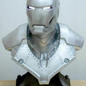 Бюст Железный Человек МК3 Светящиеся Глаза - 54 1 1 mk3