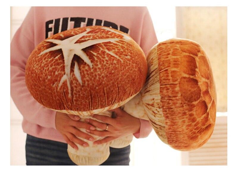Подушка Мягкая Тематика Овощи Цветная Капуста Гриб - h01f72610d42945d8935921dfa8068ebcq