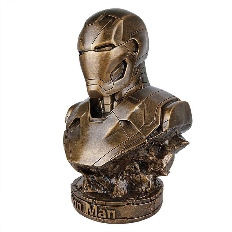 Бюст Железный Человек МК46 35 СМ Яркий - h0227ad5b907c49e79012015efbd795f5w