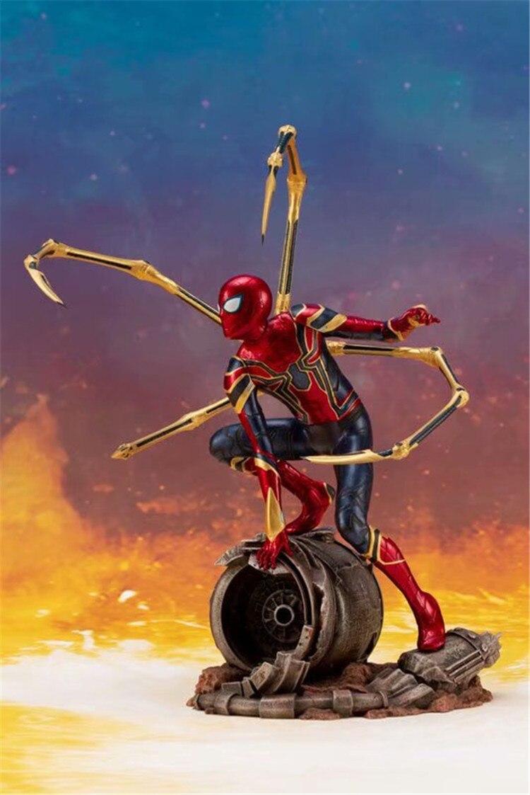Статуэтка Человек-паук Боевая Версия Щупальца - h0341643c01a24180a93a2325261ea167t