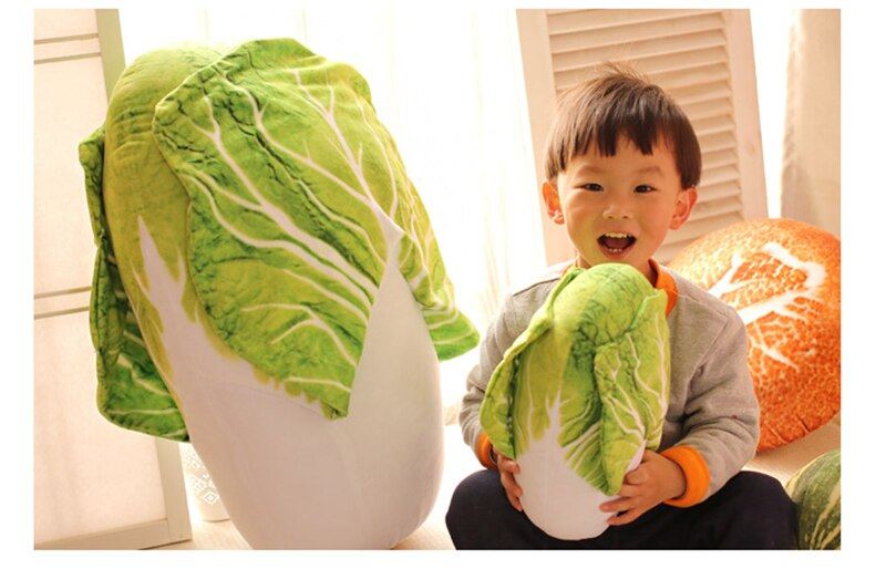 Подушка Мягкая Тематика Овощи Цветная Капуста Гриб - h06af48dd24fe48d0845110089bcea9fcs