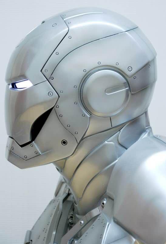 Бюст Железный Человек МК3 Светящиеся Глаза - h1ad6dc96ecea43a6b024d603dd05d6108