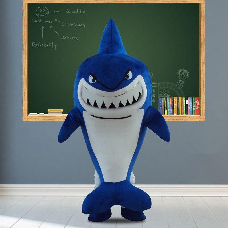 Костюм Синяя Акула Мультяшный Персонаж - h2dab1d57a6b84bb3ad4169c31fa1dcf6u
