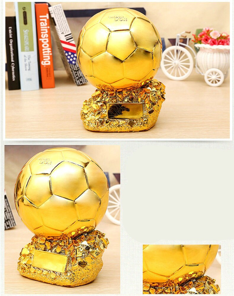 Статуэтка Футбольный Мяч Золото Трофей Сувенир - h2f5a059d9fb14b83990b32ae79b7f52e8