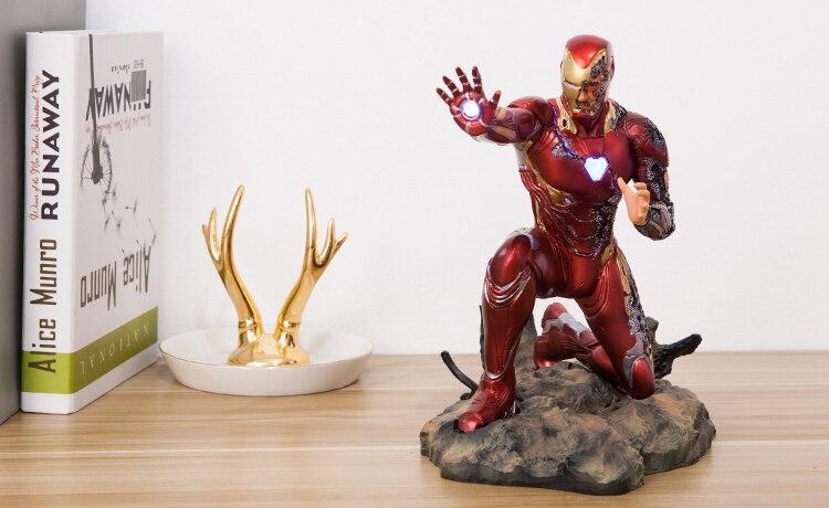 Статуэтка Железный Человек МК50 Финальная Битва - h34b81a36e09043999e2e3a2f7f927a9d1