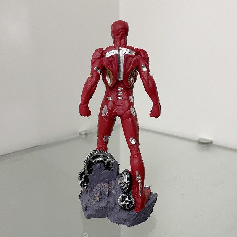 Статуэтка Железный Человек Камень Шестеренки 17 СМ - h3e823f85e4c3401a930c11ab96fda342h