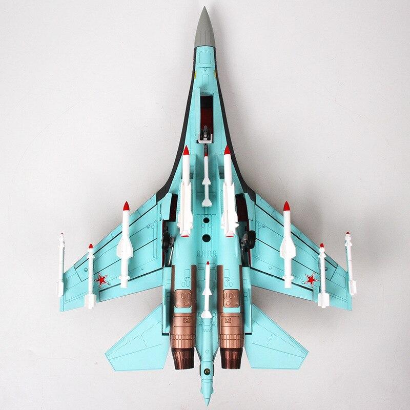 Фигурка Истребитель Россия Су-35 Подставка - h5619c3bcec2c4ae890cdb0e5c10ddedan