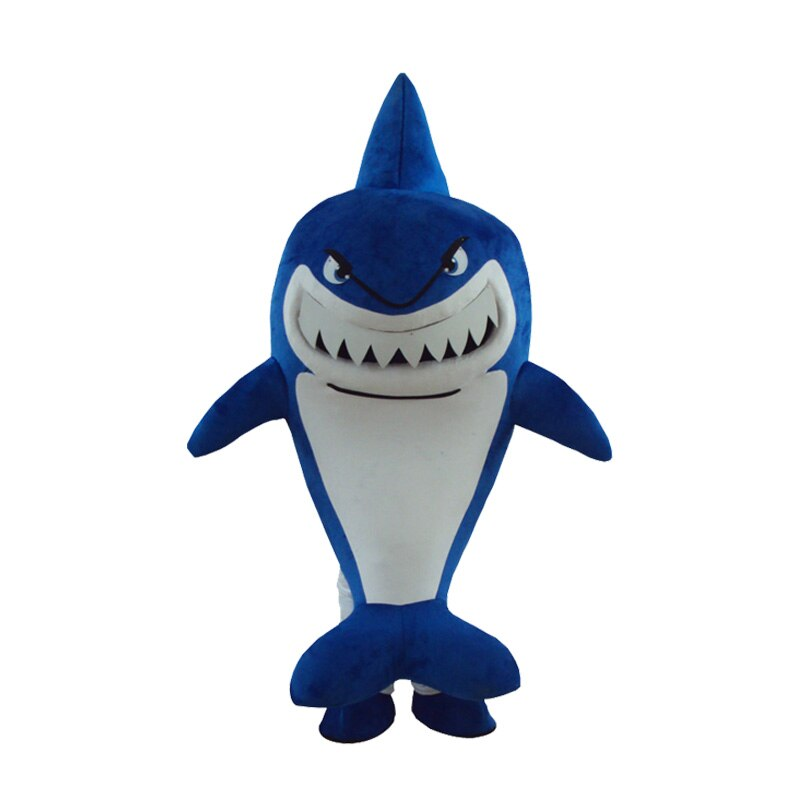 Костюм Синяя Акула Мультяшный Персонаж - h589d3d033cea4be4971dcddc40ea3be8j