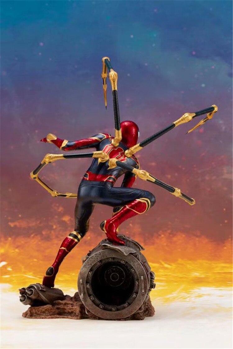 Статуэтка Человек-паук Боевая Версия Щупальца - h5b5725da4dd44ba19ce986412218f4d9a