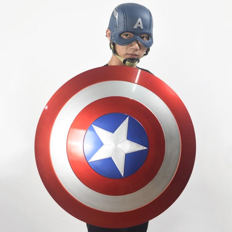 Щит Капитан Америка 1:1 Электромагнитный Ремень Держатель - h74bef9994d6a4118a42c7686fecff771s