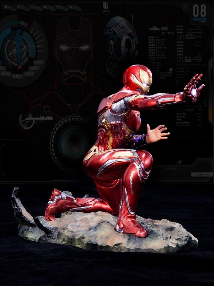 Статуэтка Железный Человек МК50 Финальная Битва - h7a5f662c52044346a063f3eed22a97817