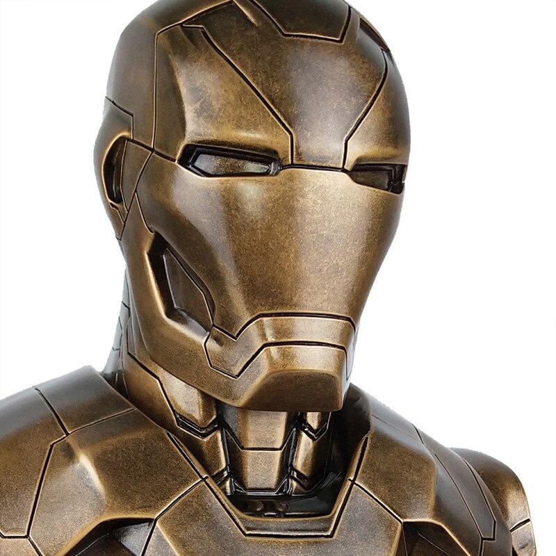 Бюст Железный Человек МК46 35 СМ Яркий - h7f37bb0ad64d4eefbb18d2517e6dfe939