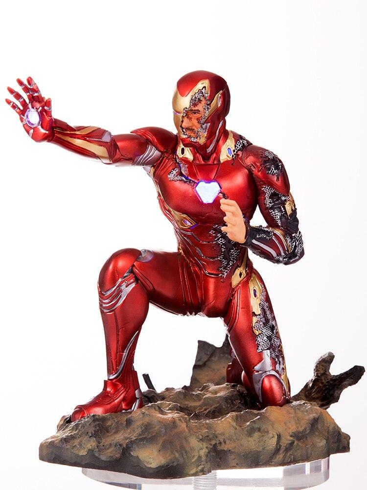 Статуэтка Железный Человек МК50 Финальная Битва - h86e69ce8bbc147b68f44335aef75f0acr