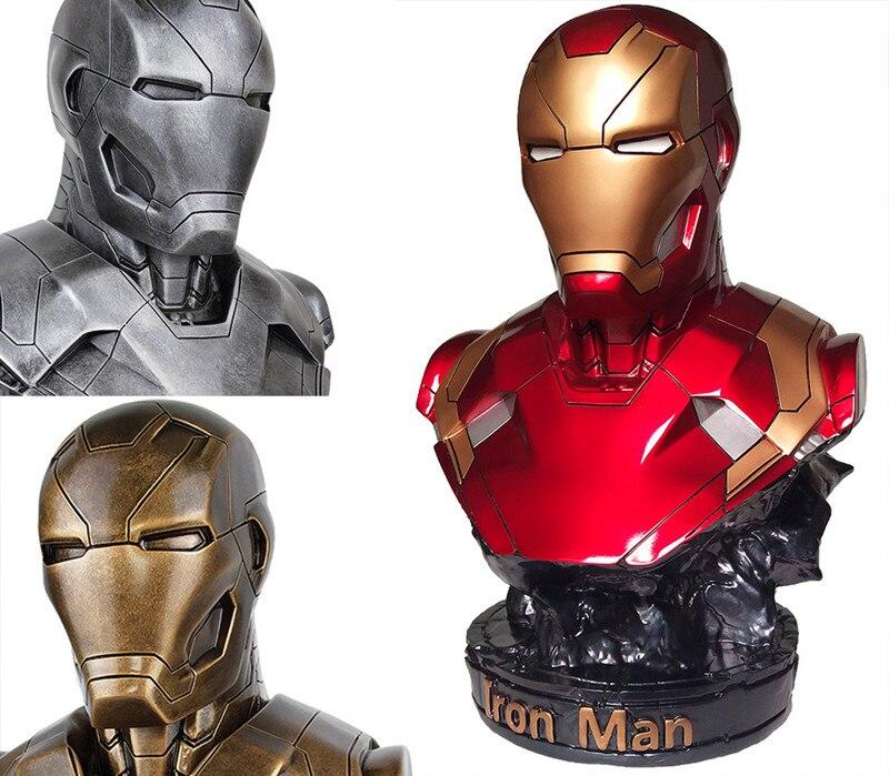 Бюст Железный Человек МК46 35 СМ Яркий - h97801c47d0e943fca8591eb7051e09824