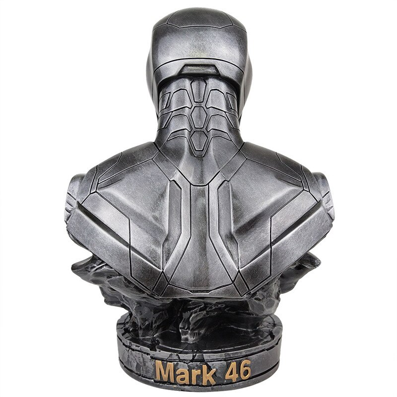 Бюст Железный Человек МК46 35 СМ Яркий - h9d83f16988054e1580a1838bf8f875481