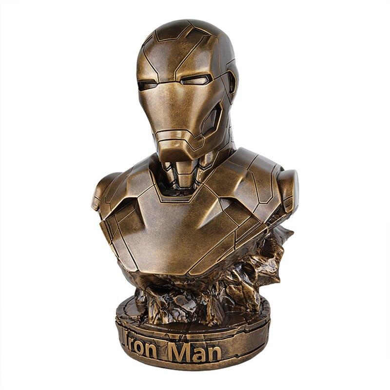 Бюст Железный Человек МК46 35 СМ Яркий - ha73bed70803a44019d081eb2f6ebcaf9n