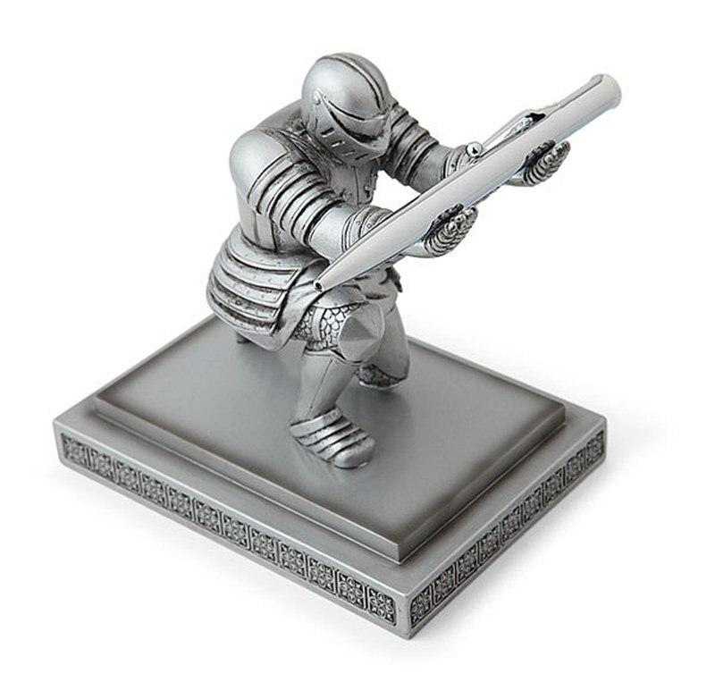 Набор Рыцарь Подставка + Авторучка Канцелярия - hb06ca479fc2e45258cd3eaf27affc12fh
