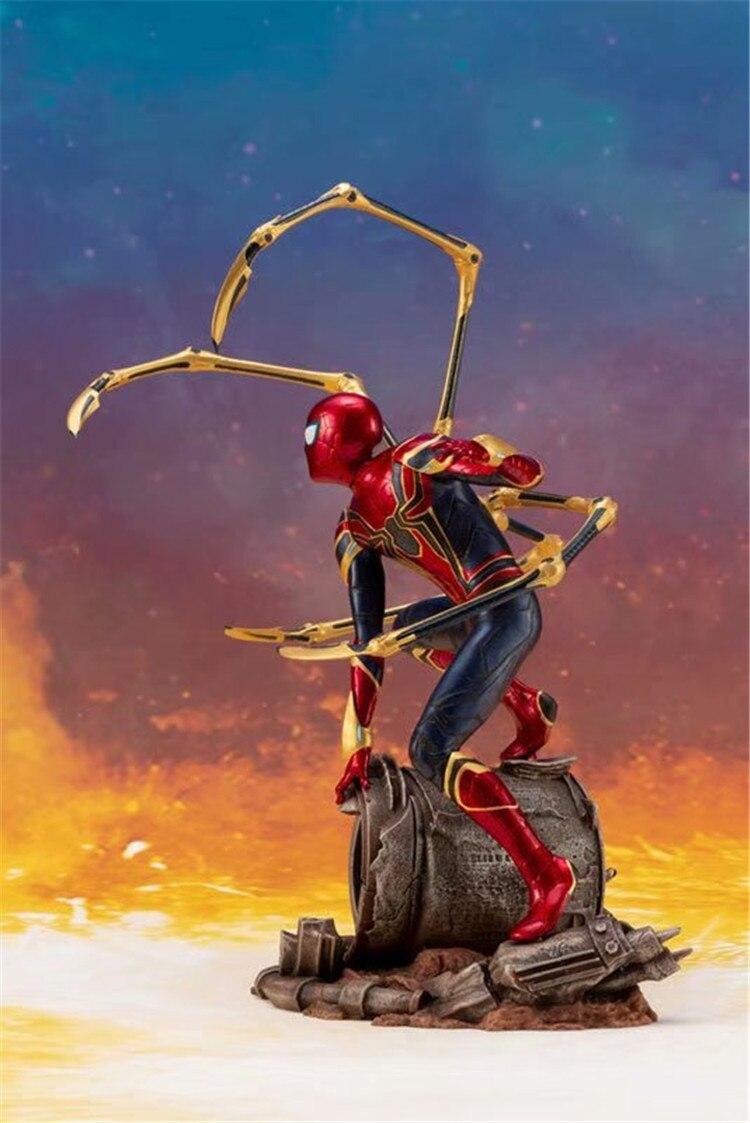 Статуэтка Человек-паук Боевая Версия Щупальца - hc59586074a684f0981097f309e3243b2n