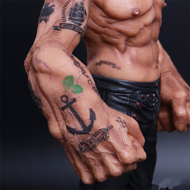 Фигурка Подарочная Моряк Накаченные Руки Татуировки - hcb9cad099a604e0aac3d46deedeb06e3r